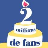 Paris - 2 millions de fans sur Facebook