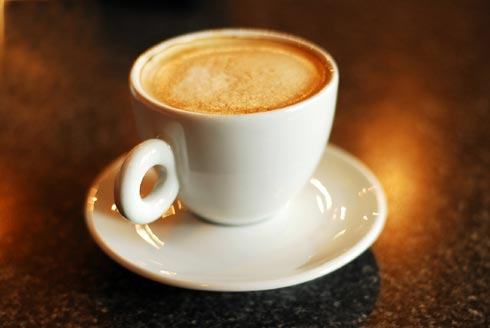 Carte des cafés à 1€ à Paris