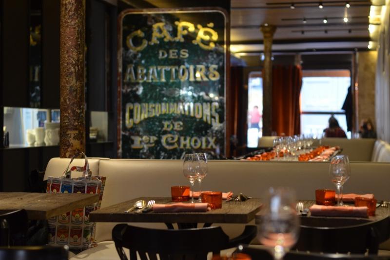 Café des abattoirs Paris