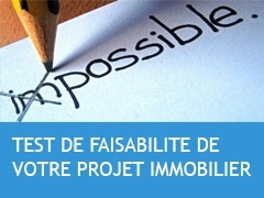 Validation projet immobilier