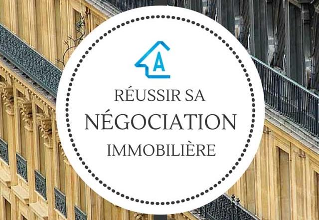 Réussir sa négociation immobilière