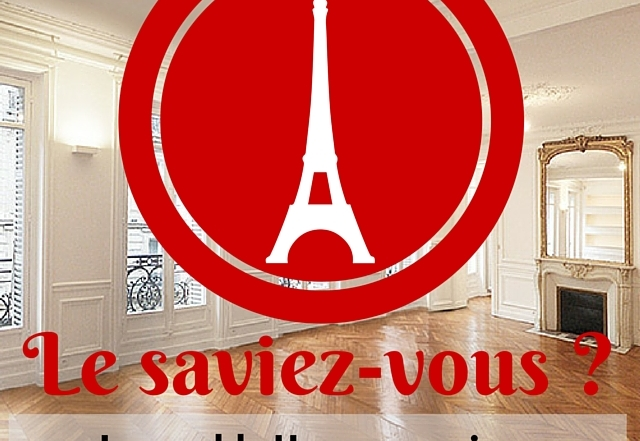 Immeuble Haussmannien Paris