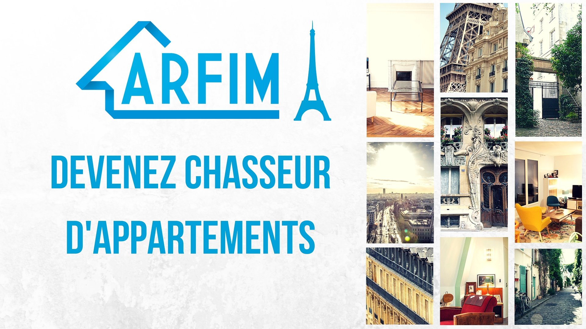 Devenir chasseur d'appartements