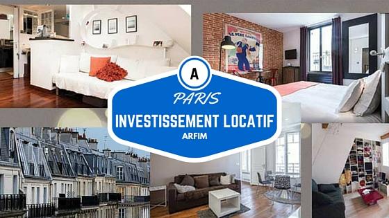 investissement immobilier locatif paris. Black Bedroom Furniture Sets. Home Design Ideas