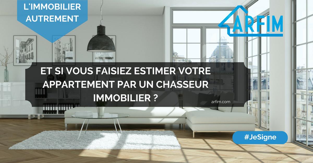 vendre appartement Paris