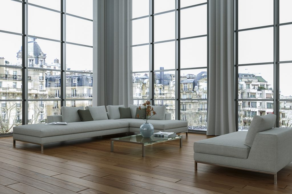 Chasseur appartement Loft Paris